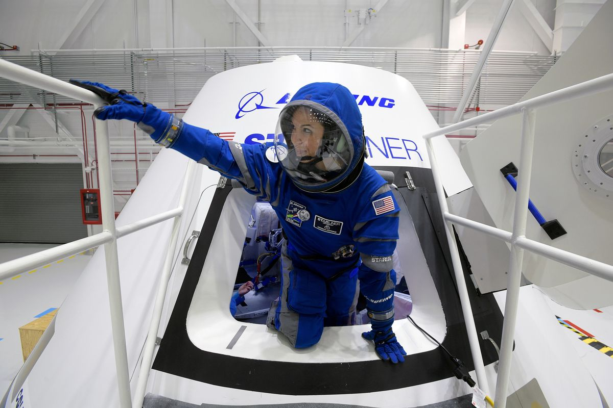 Boeing and SpaceX Are Racing to Bring Astronauts, Then Tourists, to