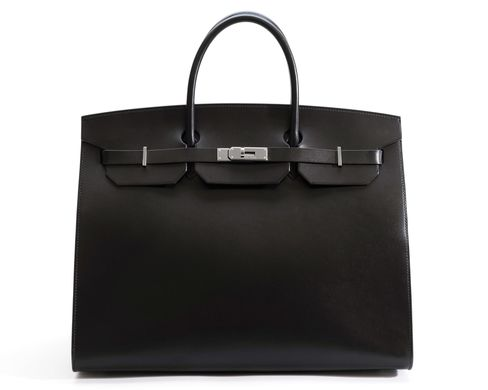 The Birkin Sellier 40, the latest version of what a casual observer might call the original It Bag.