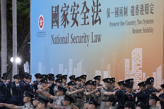 Hong Kong Critics Warned by U.K. to Avoid Extradition Locations