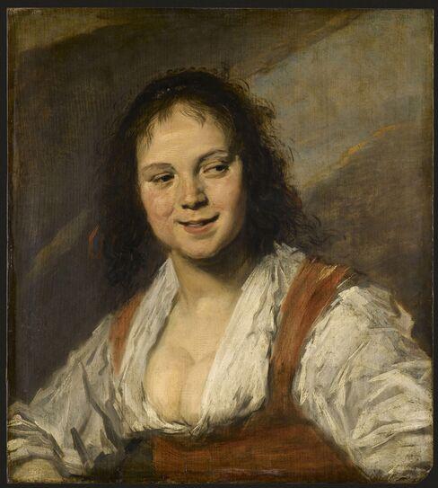 'The Gypsy Girl'