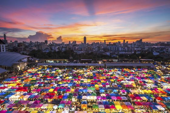 Travelers Spend More Money in Thailand Than Anywhere Else in Asia