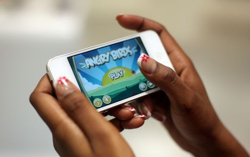 'Angry Birds' Maker May Hold IPO in 2012, Mighty Eagle Says