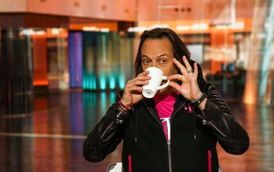 Legere Says Sprint Is in Worse Shape Than T-Mobile Ever Was