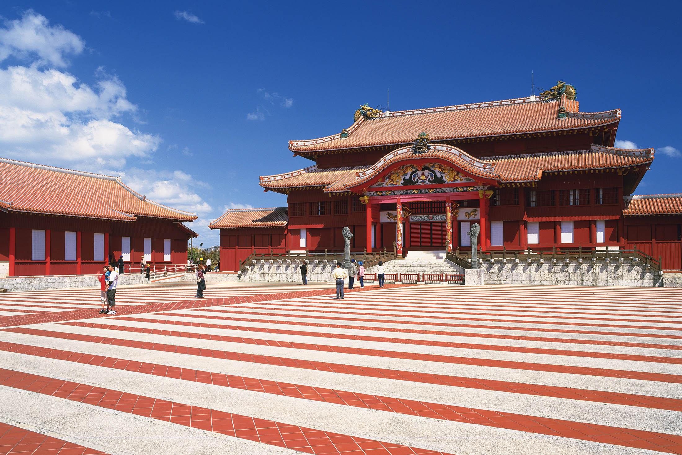 Shurijo Castle, Shuri