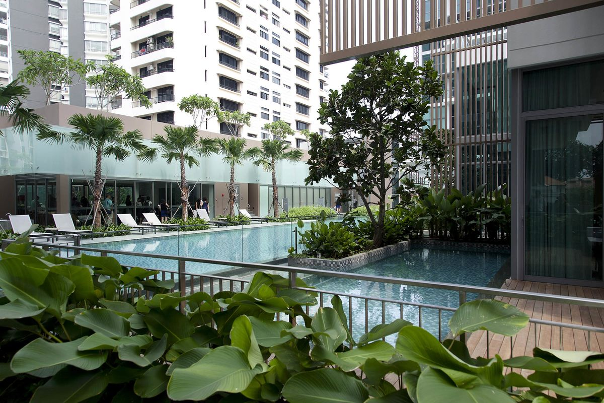 Singapore Home Prices Extend Longest Losing Streak on Curbs