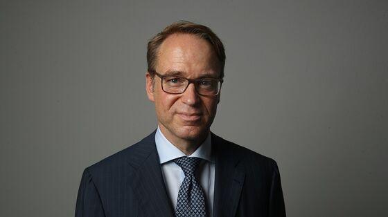 Virus Puts German Growth Forecast at Risk, SaysECB's Weidmann