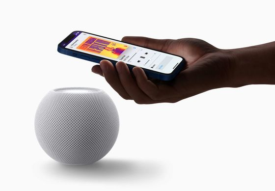 Apple Launches HomePod Mini Speaker After First Model Flopped