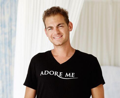 Morgan Hermand-Waiche, CEO of Adore Me.