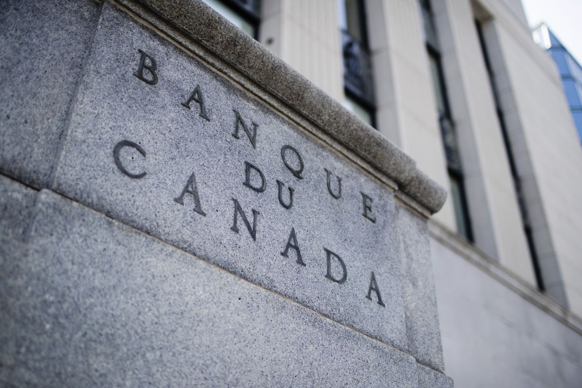 Bank of Canada Says Business Sentiment Is at Lowest Since 2009