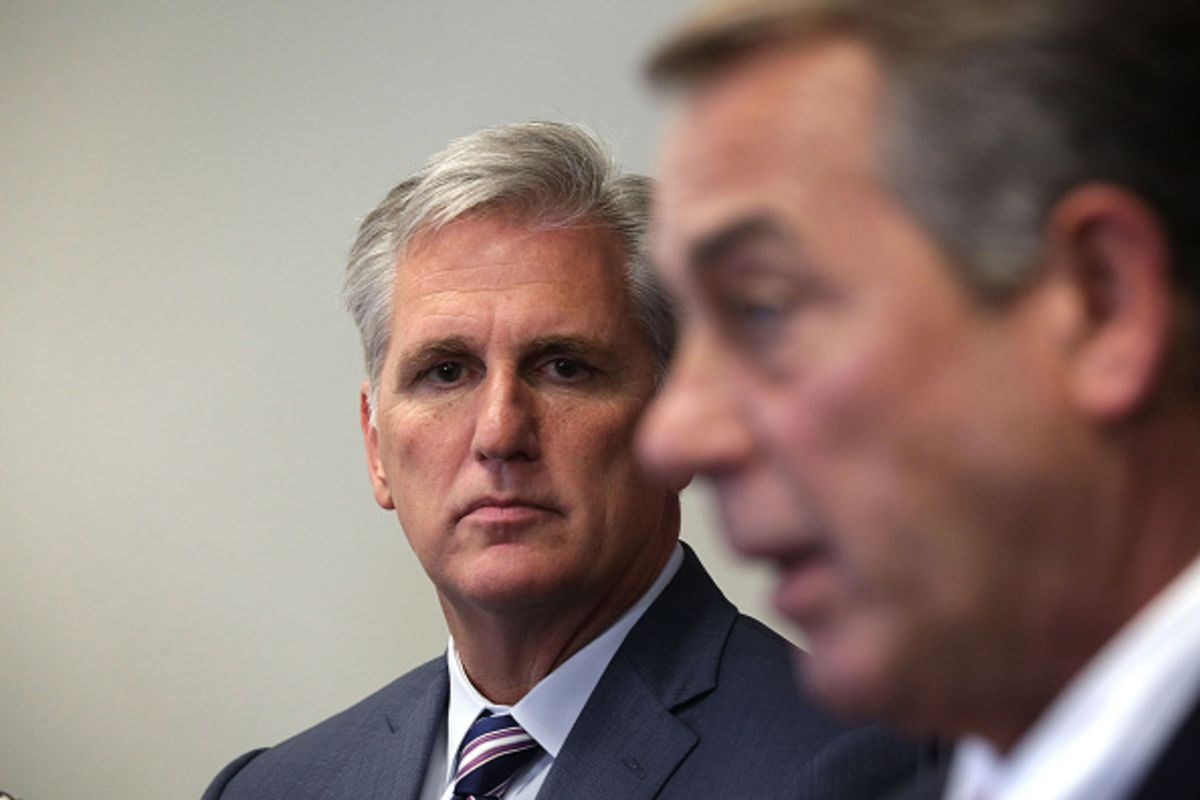 Can Republicans Regain Control of Their Party?