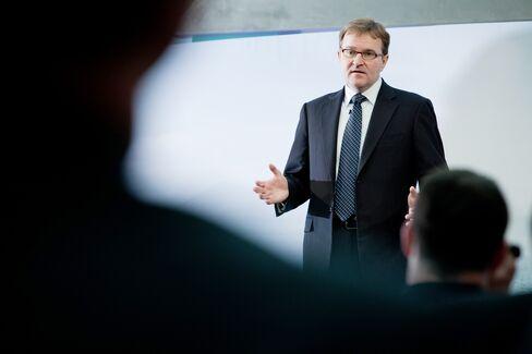 Former Danske Bank CEO Eivind Kolding
