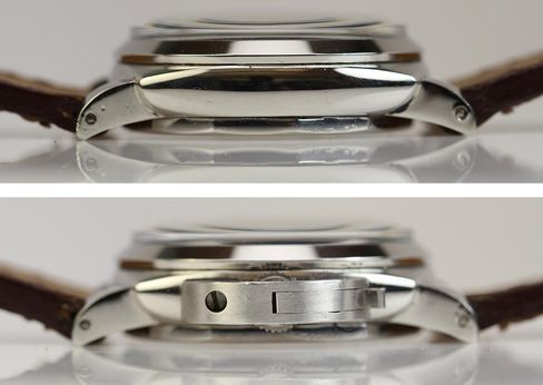The sides of the ref. 6152-1.