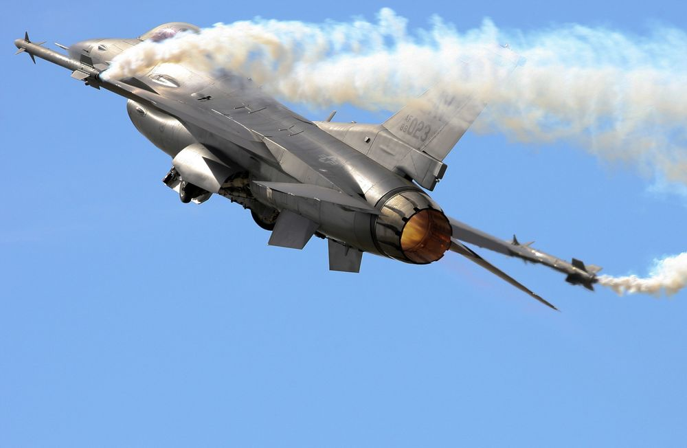 Fighter Jets For Sale >> Why Trump S Sale Of Fighter Jets Designed In 1970s Spooks