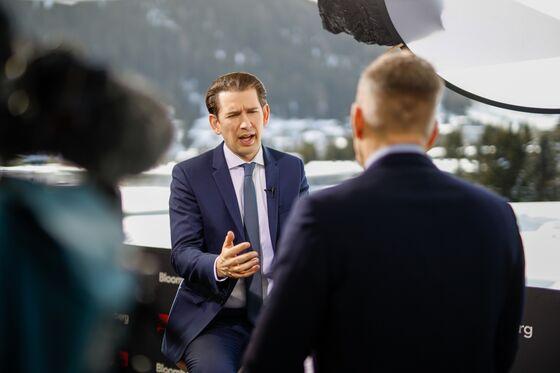 Austria's Kurz Praises Green Pact as Blueprint for Germany