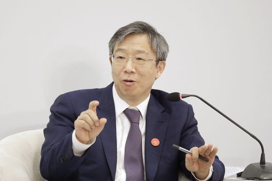 PBOC's Yi Says China's Capital Account Opening Must Be Gradual