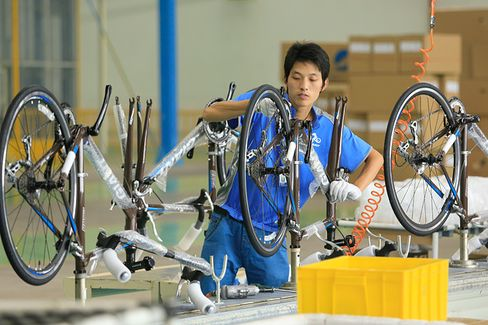 China Growth Suggests Economy on the Mend