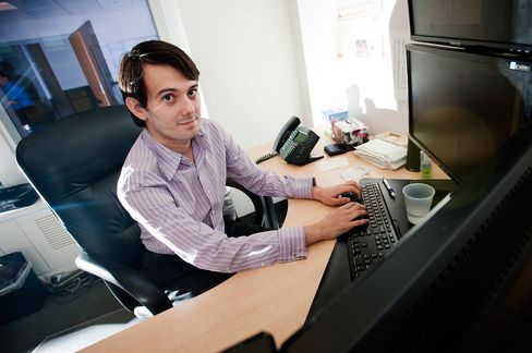 Martin Shkreli, Chief Investment Officer of MSMB Capital Management