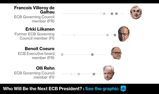Women Lacking in Race for the ECB's Top Job? Ask EU Leaders Why