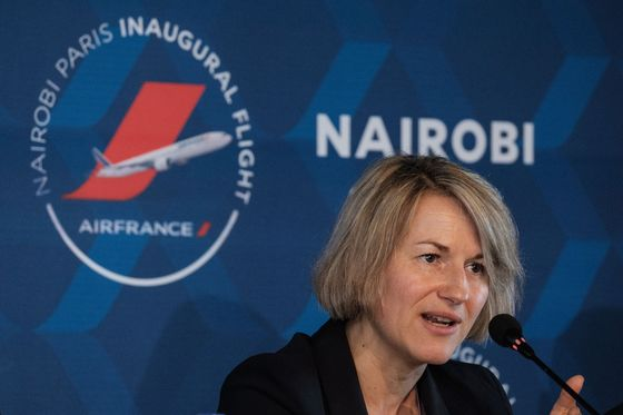 Air France to Name Its First Female Chief Executive Officer
