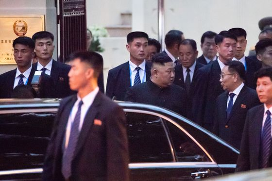 Trump Lands in Hanoi for Second Kim Summit as Ambitions Run Low