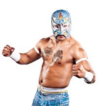 Mexican 'luchador' Heros
