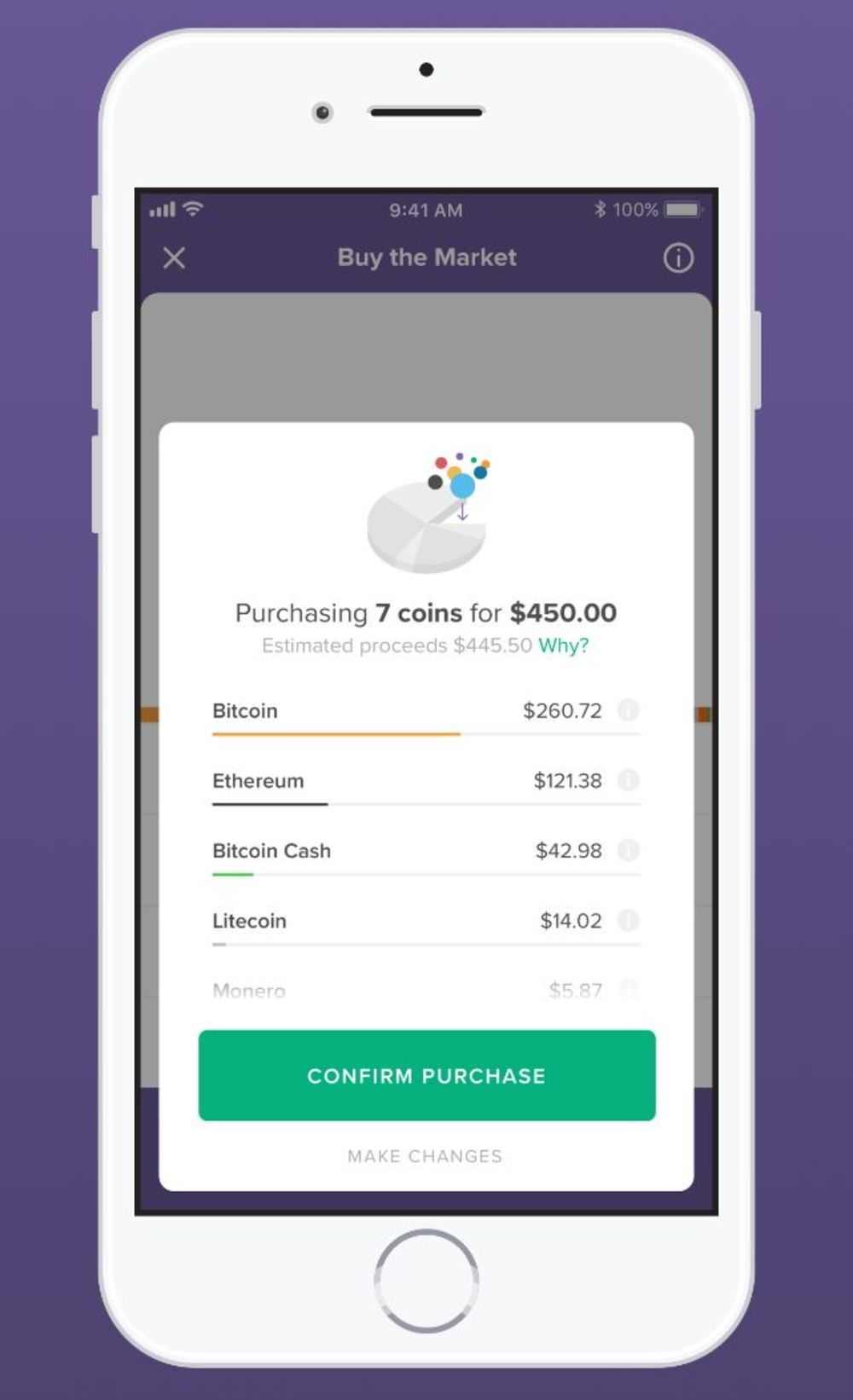 best ios app for buying cryptocurrency