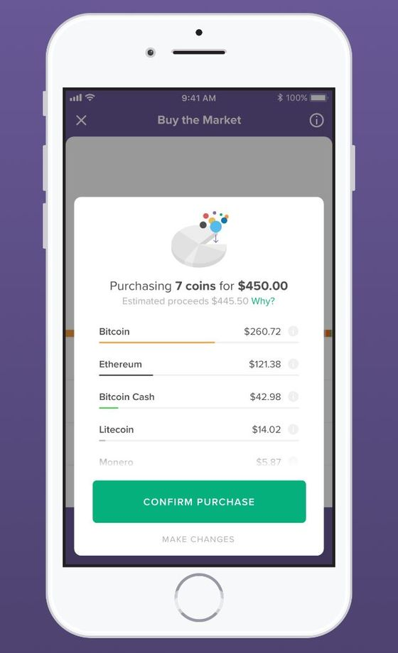 Circle Targets Cryptocurrency Rookies With Coin Investing App