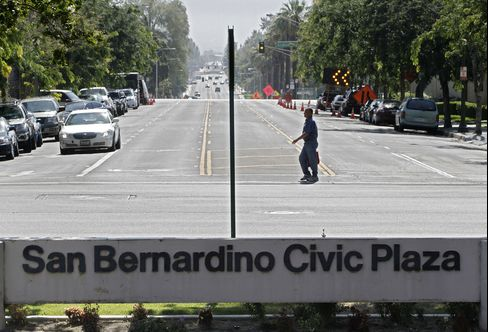 "San Bernardino's ""Toxic Politics,"" Add to Bankruptcy Woes"