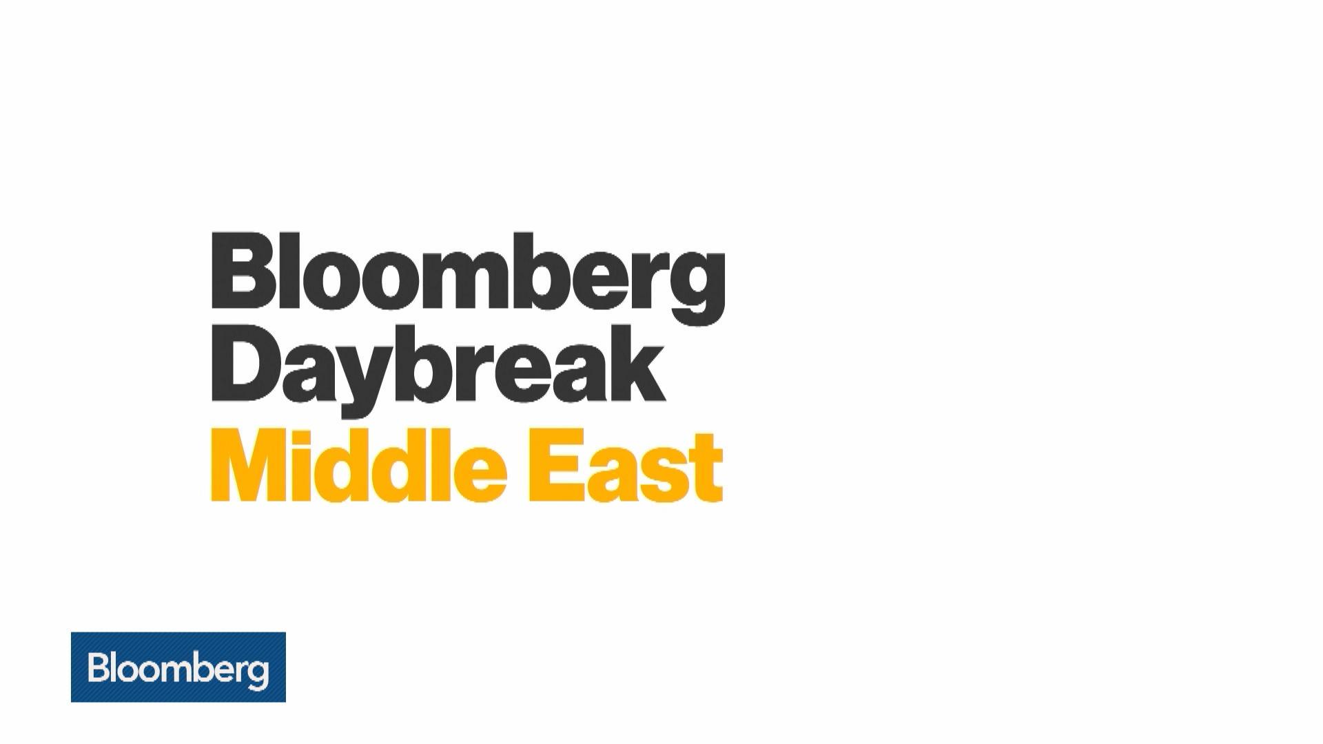Bloomberg Daybreak: Middle East Full Show (08/04/2019