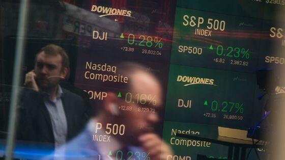 U.S. Stocks Finish Mixed; Dollar Hits Week Low: Markets Wrap