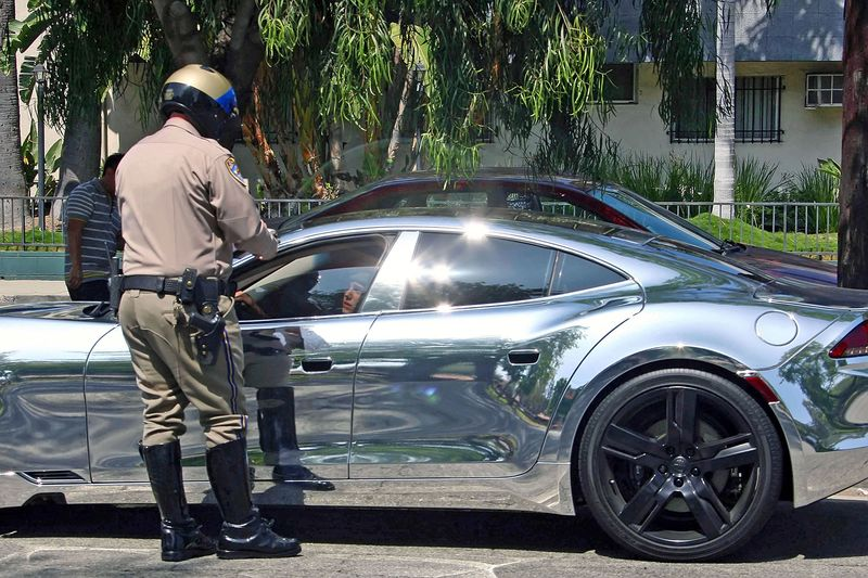 Justin Bieber Garnered Plenty Of Attention When He Ordered A Tesla Model S  Completely Covered In
