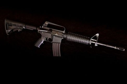 The Man Who Wants to Buy the Biggest U.S. Gunmaker Doesn't Own a Gun