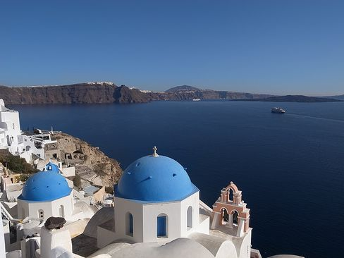 Santorini, the island beloved by tourists, is having a wine moment.