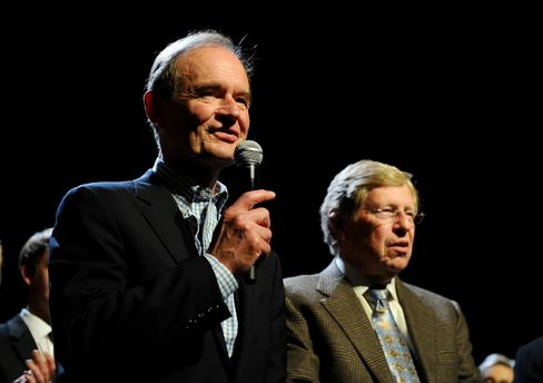 Lawyers David Boies and Theodore Olson