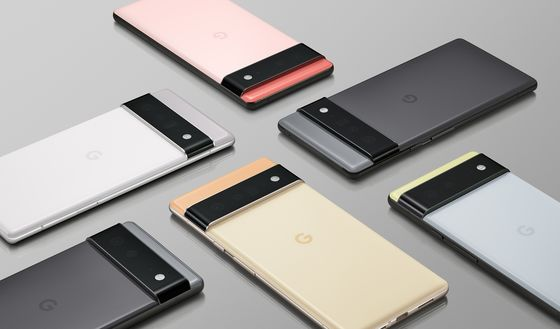 Google's New Pixel Phones Feature a Processor Designed In-House