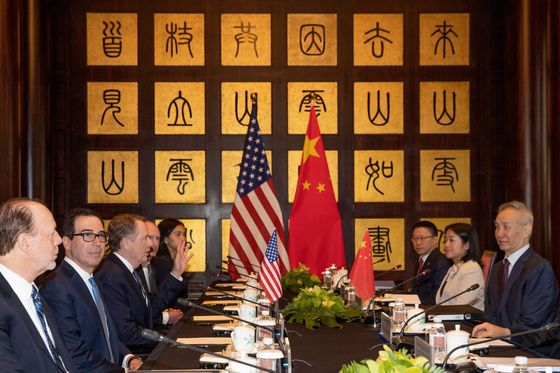 Trump Says Things Going 'Well' With China After New Tariff Shock