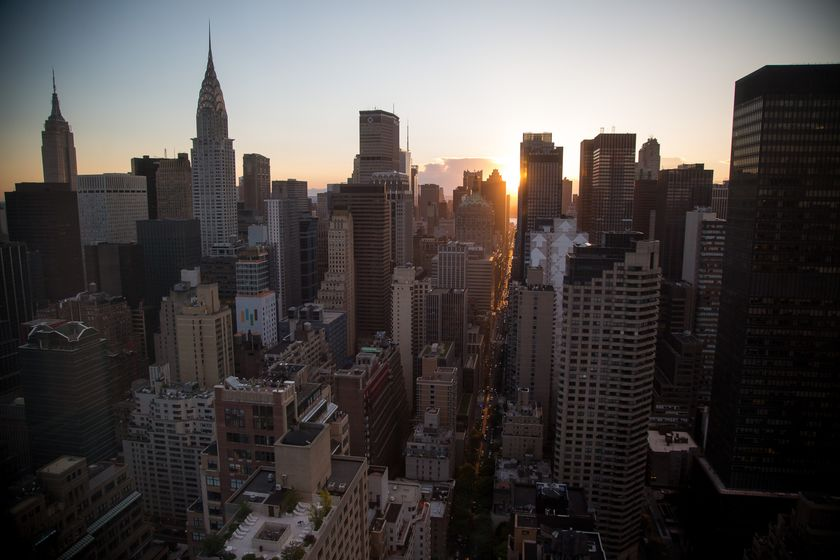 Duplex Penthouse At 50 United Nations Plaza As Manhattan Luxury Condo Builders Try Dealmaking In Hunt For Buyers