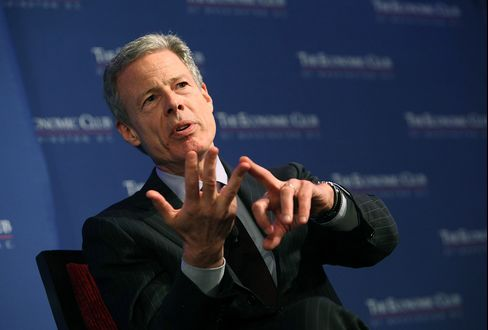 Time Warner CEO's Independence Pitch Faces Murdoch Value Record