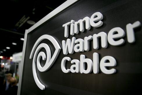 Charter Said to Work With Goldman Sachs on Time Warner Cable Bid