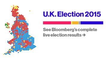 Interactive Map: All You Need to Know About the U.K. Election