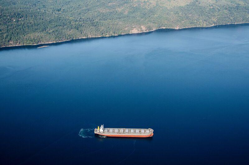 It's Goodbye to Supertanker U-Turns on the High Seas