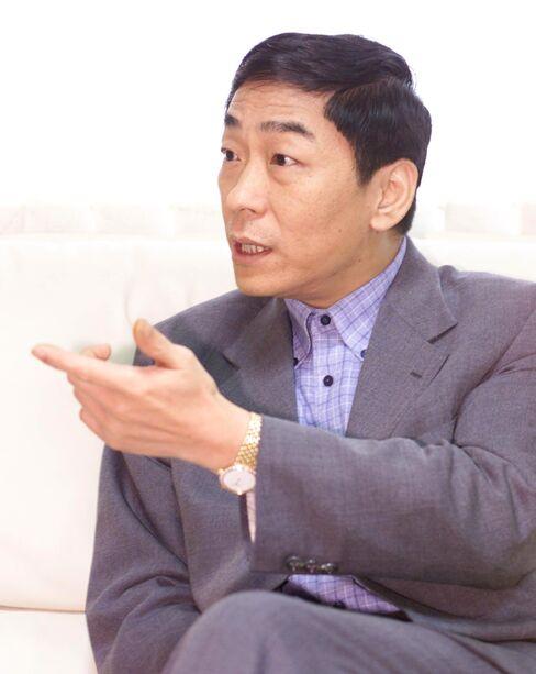 Chaoda Chairman Kwok Ho