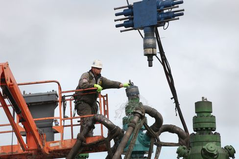 Energy Giants Undeterred by Quakes and Seek Shale