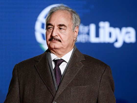 Libya Showdown Looms as Haftar Orders Advance on Tripoli