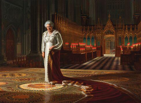 Heimans's The Coronation Theatre: Her Majesty Queen Elizabeth II.
