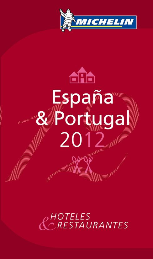 Michelin Guide to Spain and Portugal