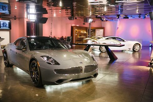Karma Automotive is based in Southern California but owned by the Chinese company, Wanxiang.