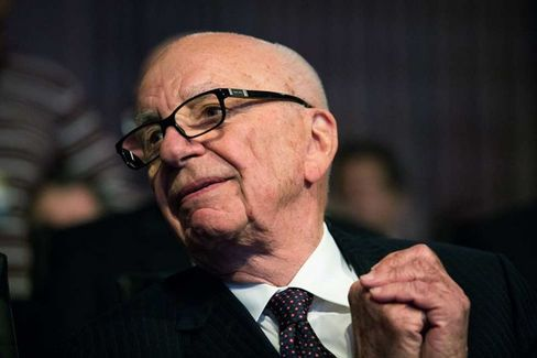 Three Scenarios for Rupert Murdoch's Next Move