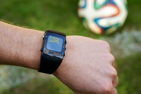 World Cup Referees Get High-Tech Help Watching the Goal Line