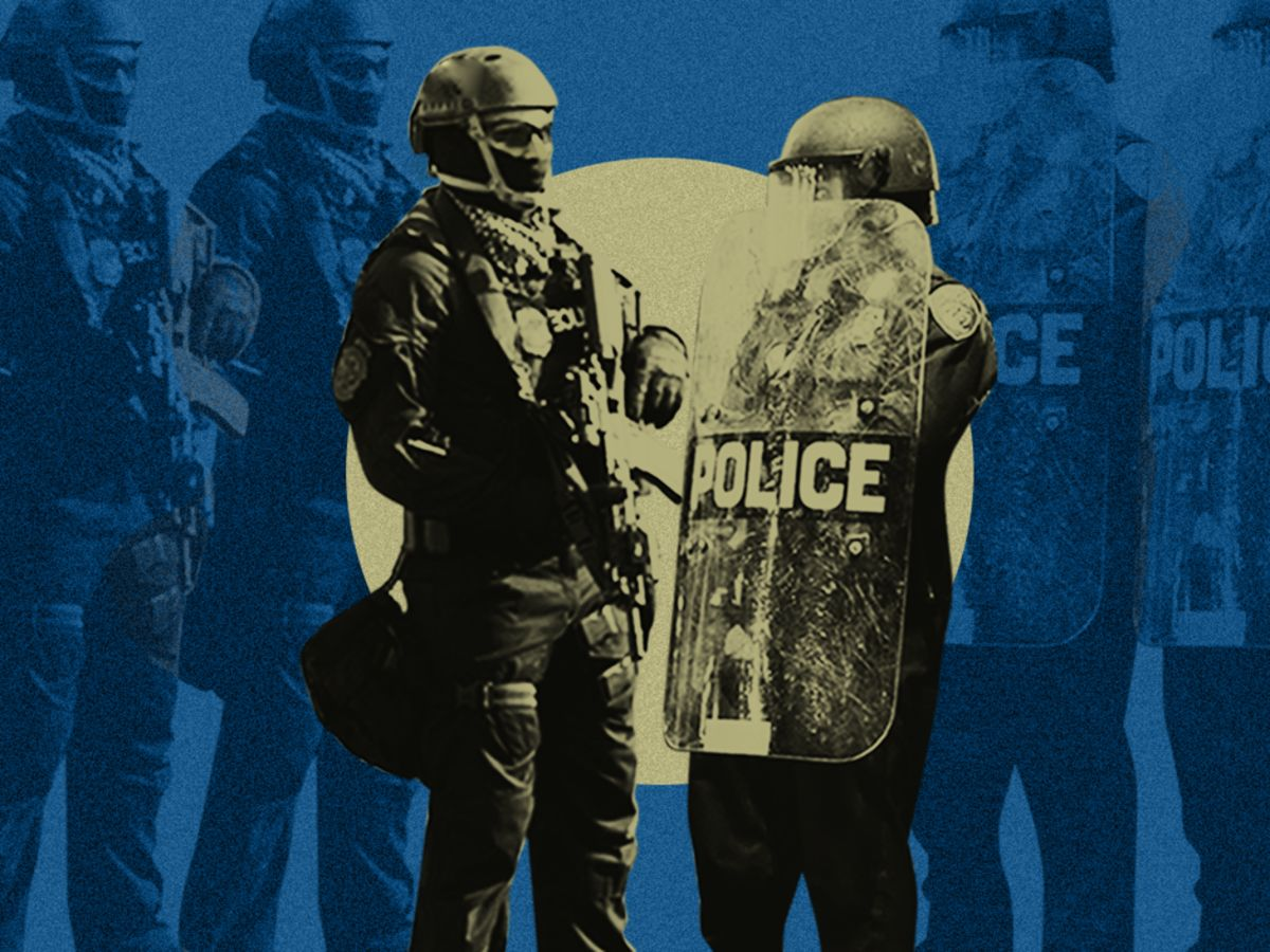 Crime + Justice cover image